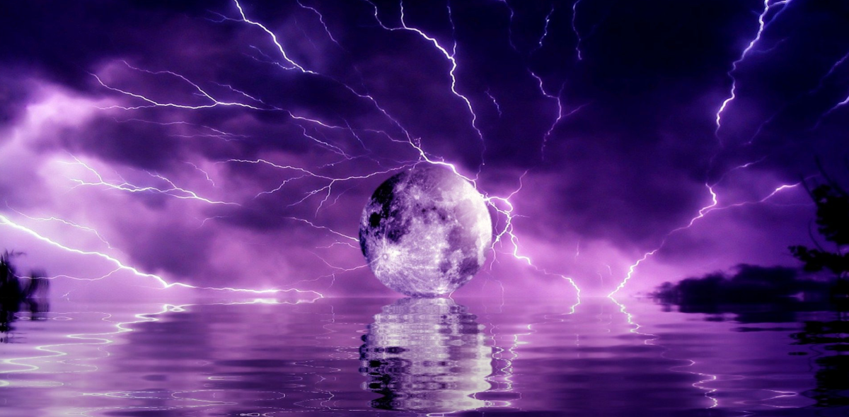 The Turbulent Full Moon Energy of July 9, 2017